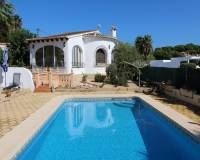 2 bedroom villa sale Moraira