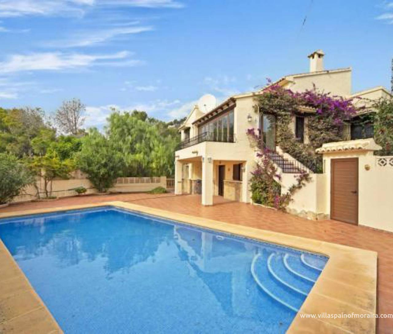 4 bedroom property for sale Moraira