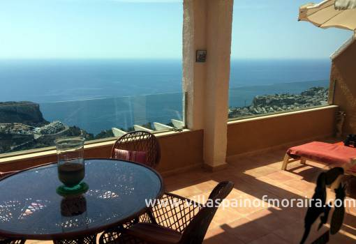 Apartment - Sale - Benitachell - Cumbre Del Sol