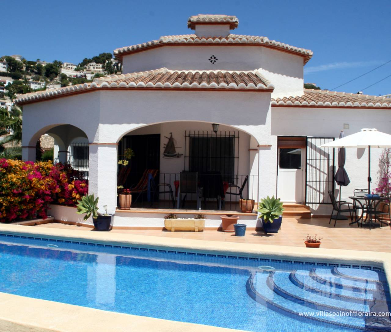 Benissa Coast villa for sale in Montemar
