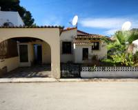 Bungalow in Paichi Moraira