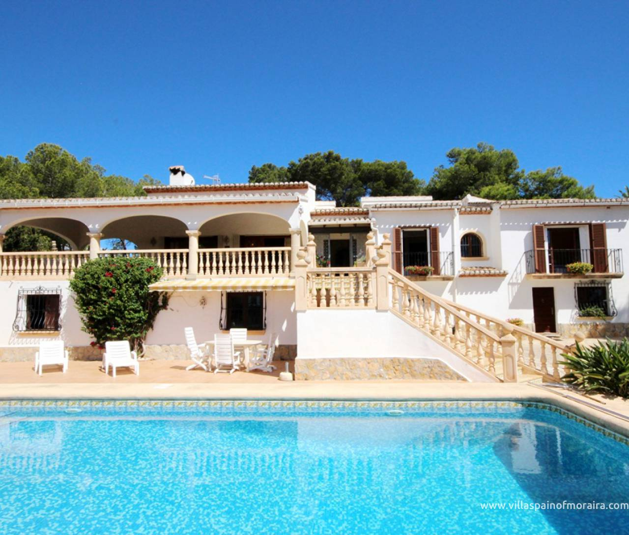 Costa Nova Javea villa for sale