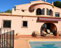 Cumbre del sol sea view villa for sale