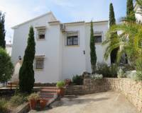 El Portet Moraira villa for sale
