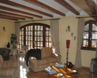 Finca for sale Benissa