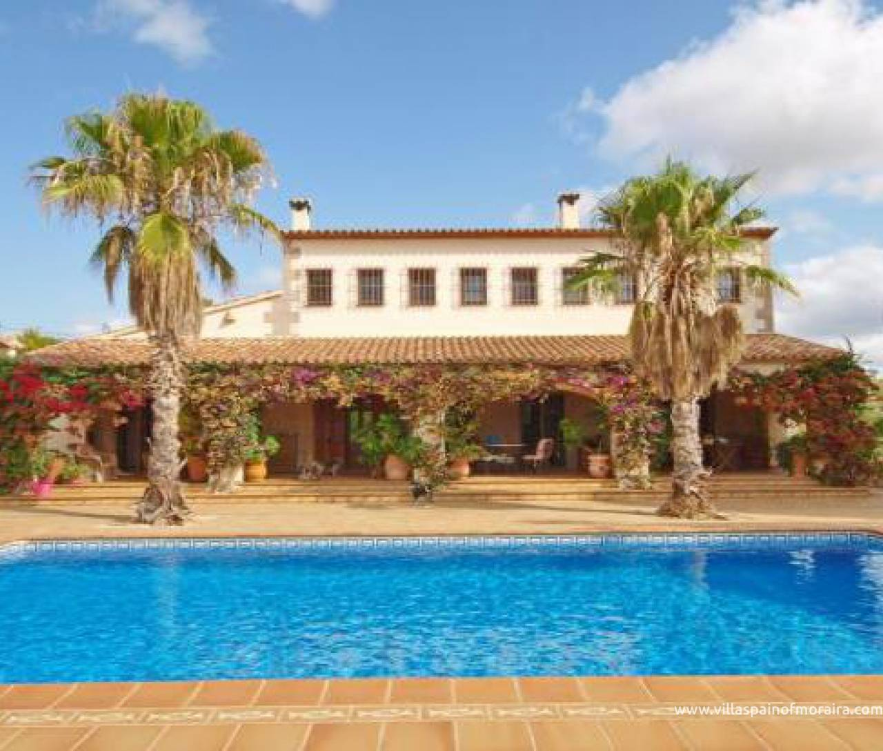 Modern country house for sale Benissa