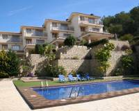 Modern townhouse for sale in Calpe