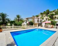 Montemar Benissa villa for sale