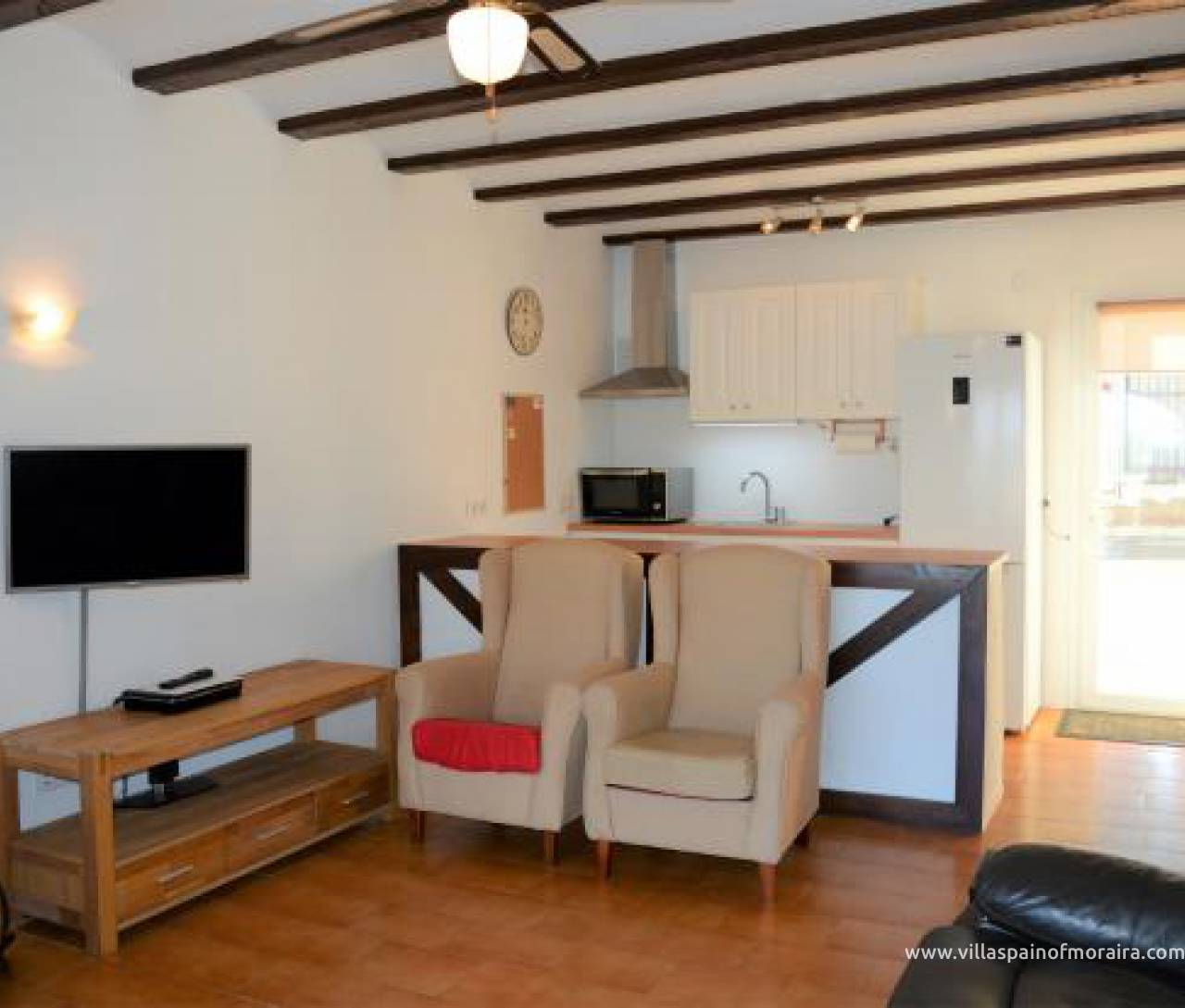 Moraira Park Urbanisation bungalow for sale