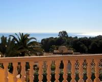 Moravit villa for sale with sea view