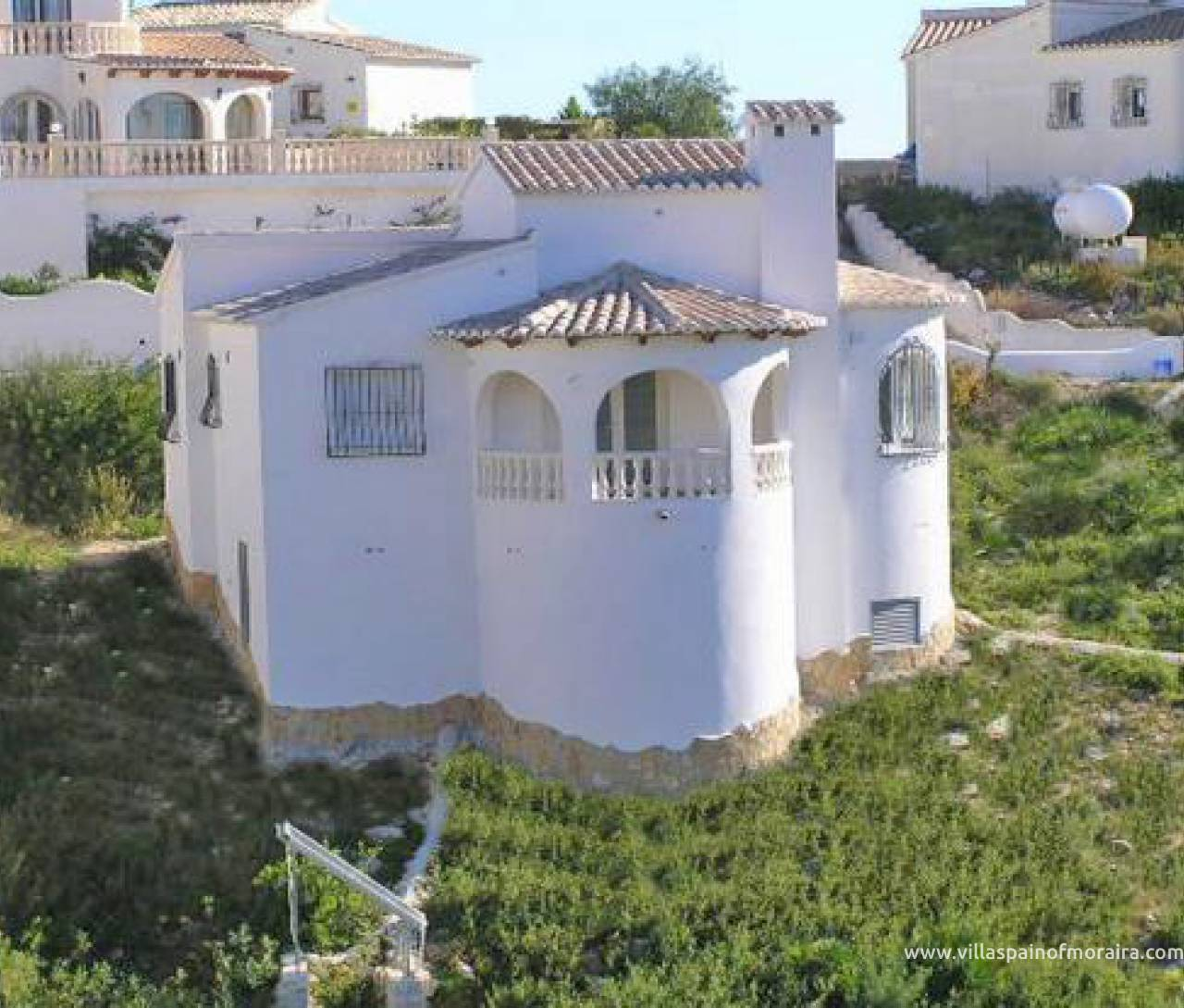 New villa in Cumbre del sol for sale