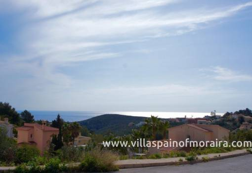 Plot - Sale - Benitachell - Cumbre Del Sol