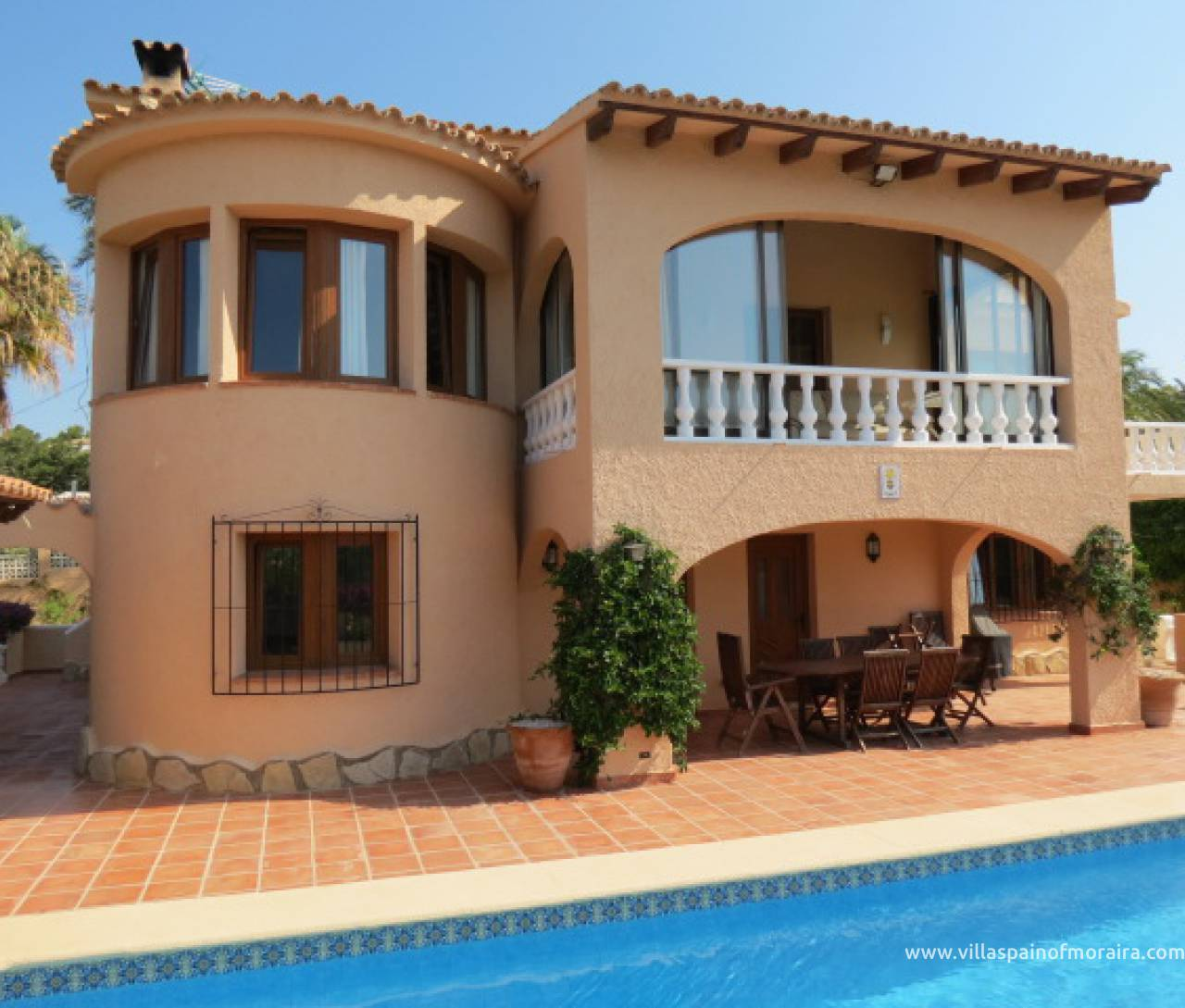 Sabatera Moraira villa for sale