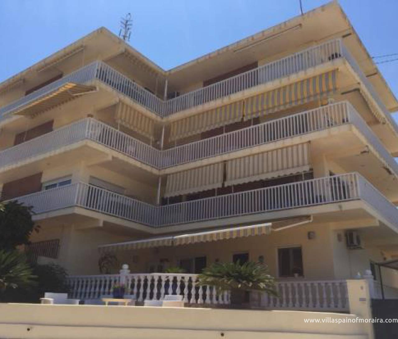 Sale - Apartment - Moraira
