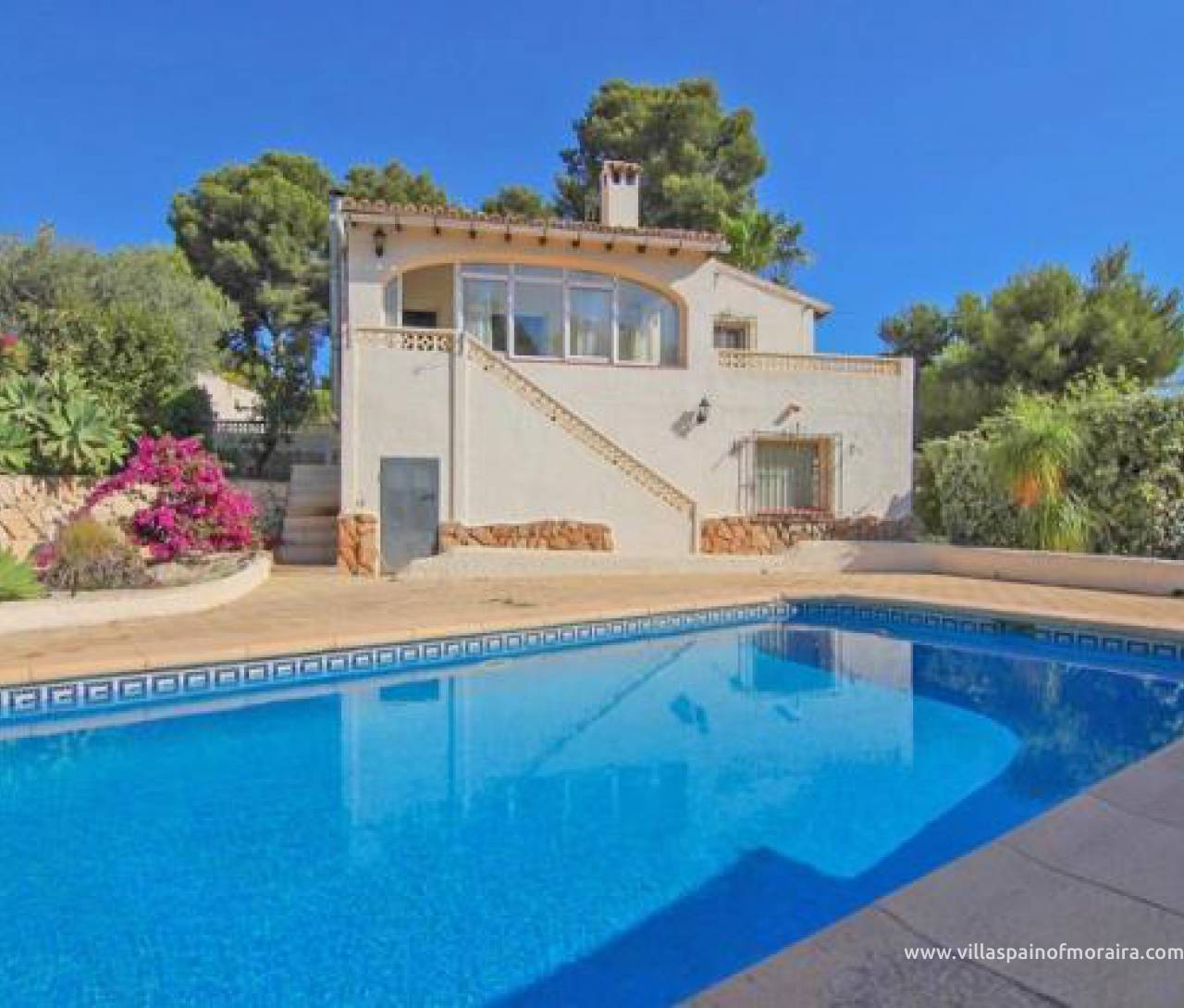 Tabaira property for sale Moraira