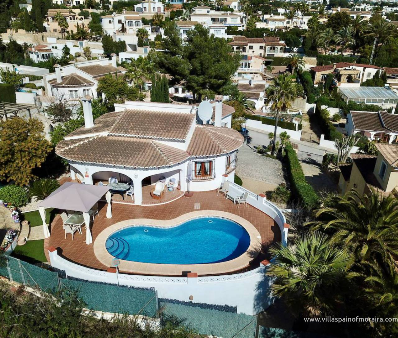 Tabaira real estate Moraira