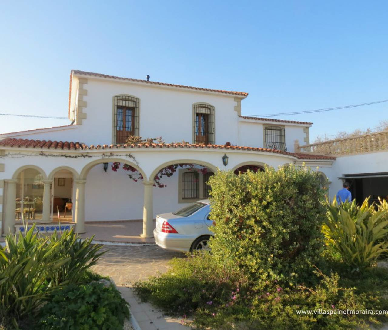 Teulada finca for sale close to town