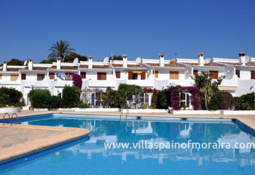 Townhouse - Sale - Moraira - Moraira