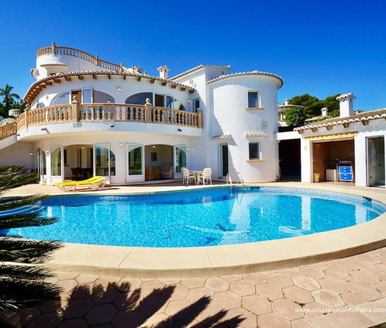 Villa for sale El Bosque Moraira