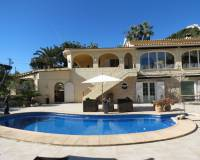Villa for sale in Benimeit Moraira Costa Blanca