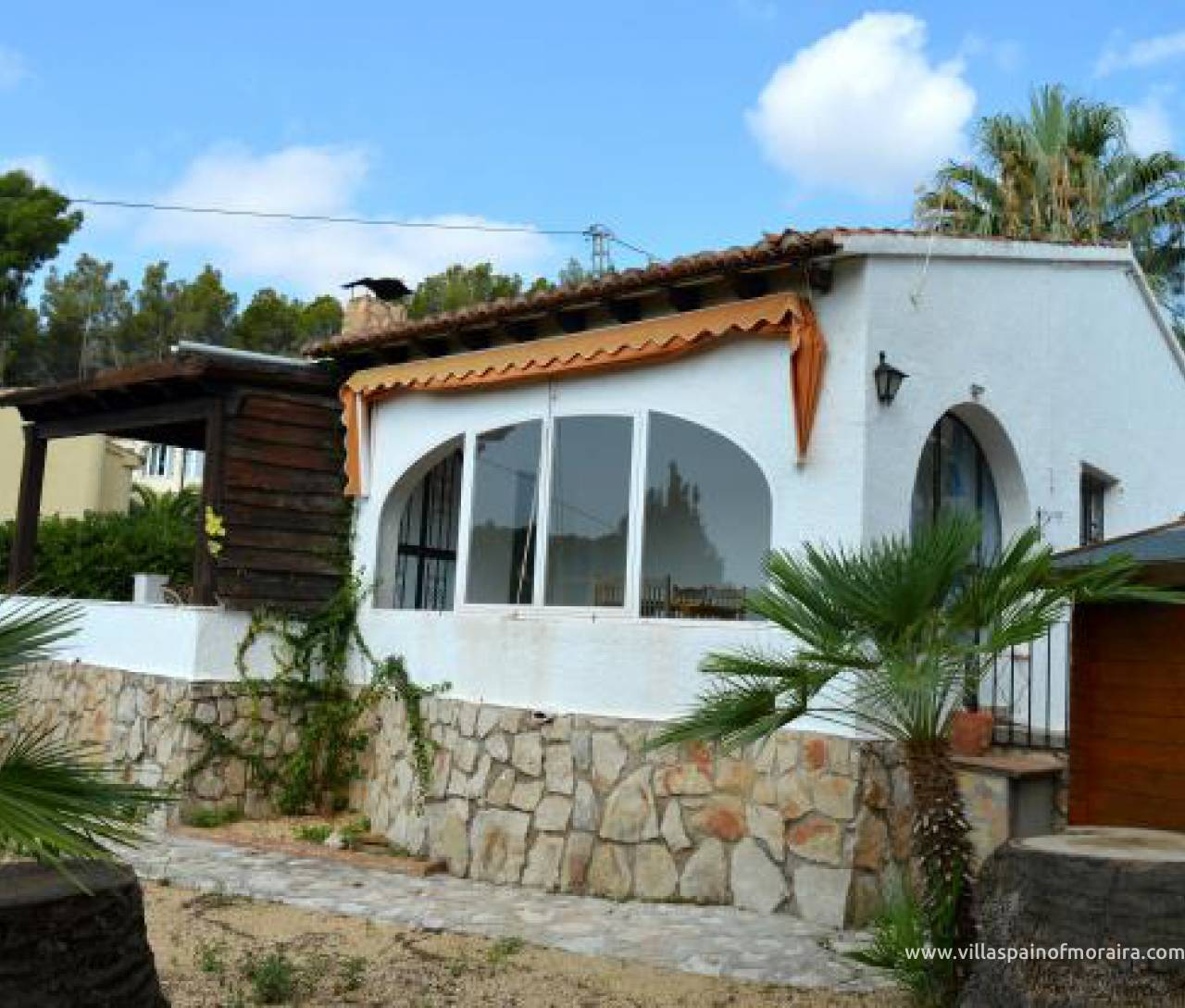 Villa for sale in Buenavista Benissa Costa
