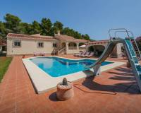 Villa for sale in Castellans Javea