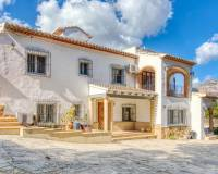 villa for sale in Javea Capades area