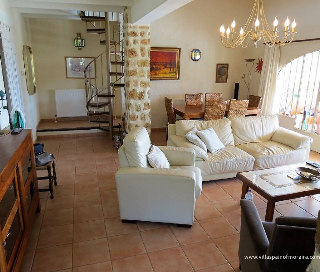 Villa for sale in La Vina Benissa Costa