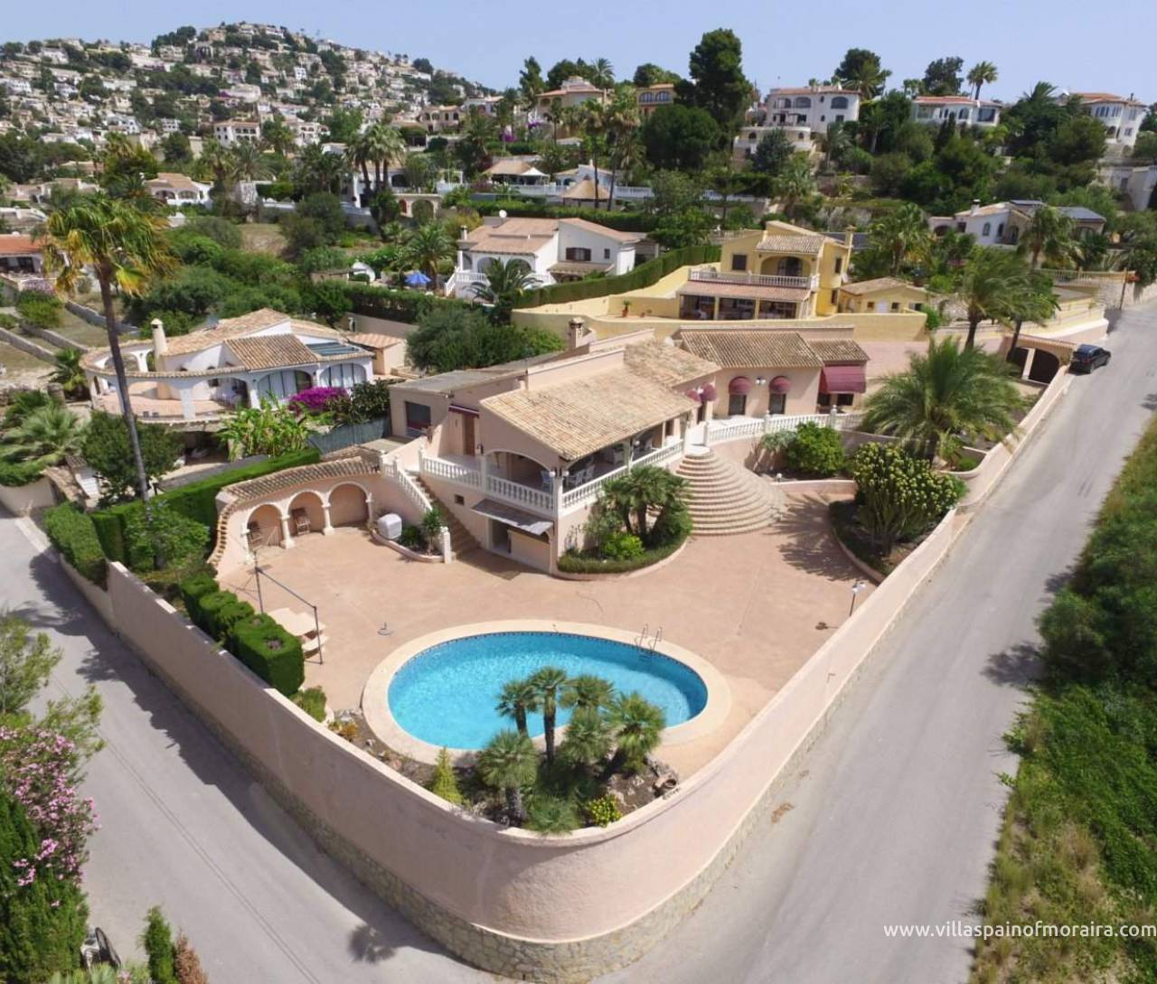Villa for sale in Los Almendros Benissa Costa