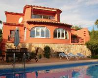 Villa for sale in Tabaira Moraira