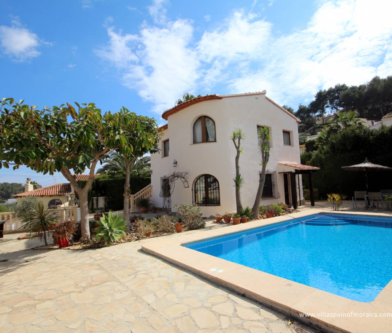 Villa for sale Montemar Benissa Costa