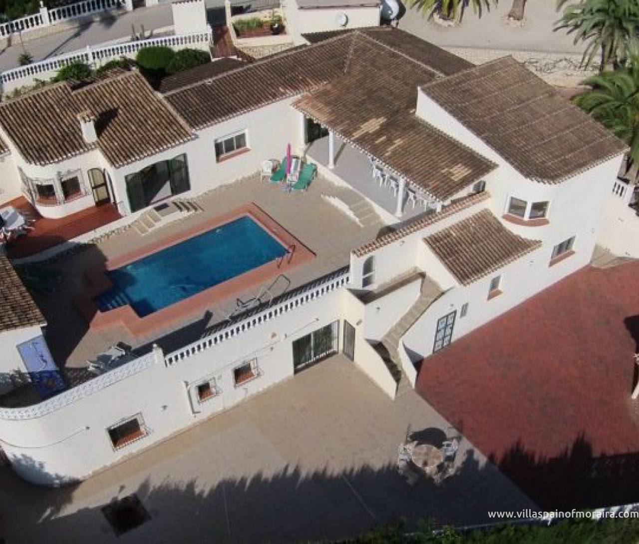 Villa for sale Moraira Verde Pino
