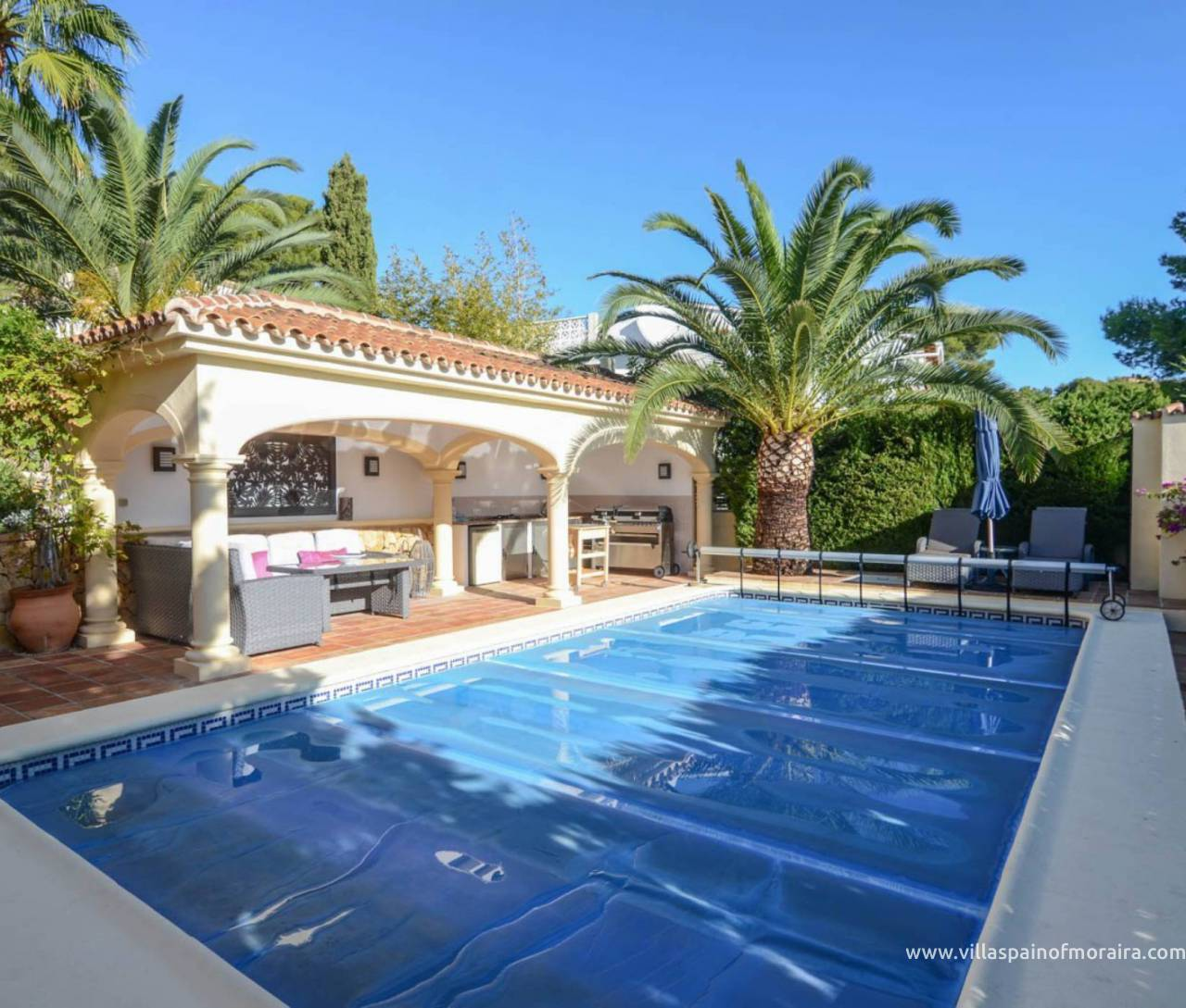 villa for sale San Jaime Moraira