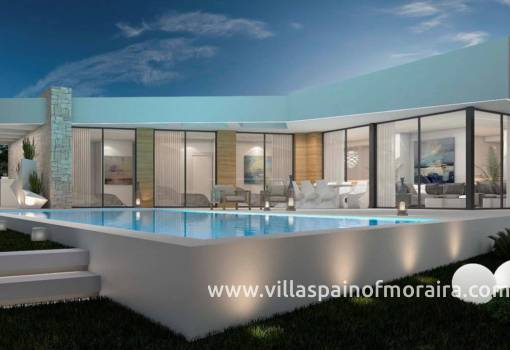 Villa - New Build - Benitachell - Los Molinos