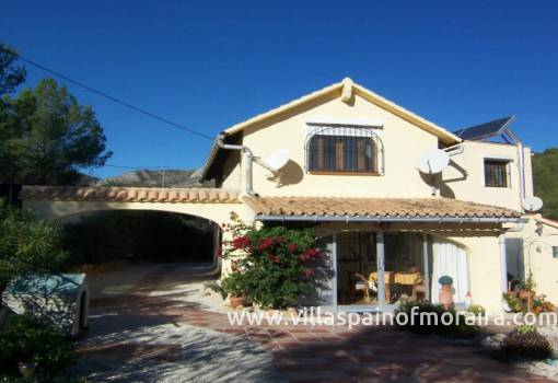 Villa - Sale - Jalon Valley - Lliber