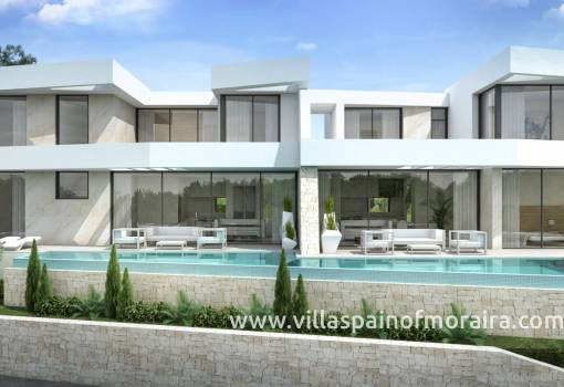 Villa / Semi detached - Sale - Moraira - El Portet
