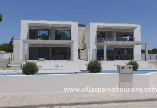 Villa / Semi detached - Sale - Moraira - Moraira