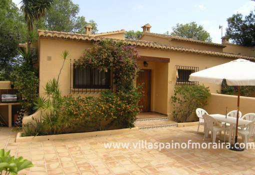 Villa / Semi detached - Sale - Moraira - Pinar del Abogat