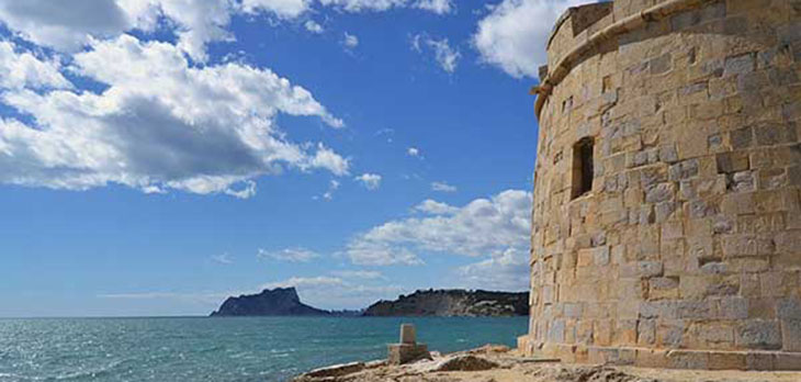 Villas and property for sale in Moraira